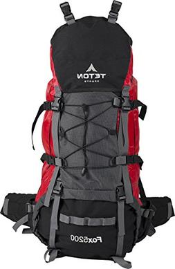TETON Sports 123 Fox 5200 Internal Frame Backpack – Not Yo