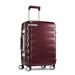 Samsonite Framelock Hardside Carry On Luggage with Spinner W