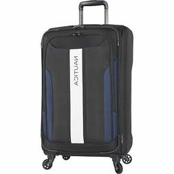 Nautica Gennaker Carry On 20 Inch Expandable Spinner Suitcas
