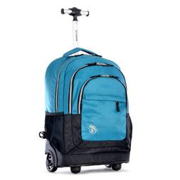 Olympia Gen-X Rolling Backpack - Blue