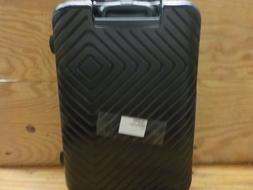 AmazonBasics Geometric Luggage Expandable Suitcase Spinner w