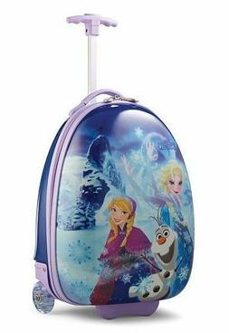 "Girls Suitcases - Disney Frozen 18"" American Tourister Kids"