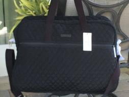VERA BRADLEY GRAND TRAVELER LARGE BAG LUGGAGE TROLLEY SLEEVE