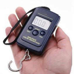 Hanging Luggage Electronic Portable Digital Scale lb oz Weig