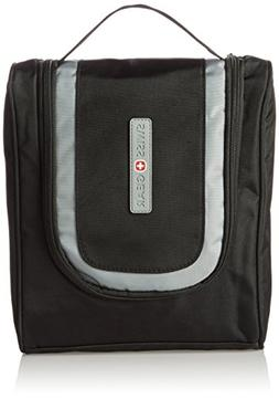 Swiss Gear Hanging Toiletry Bag WJ6079 - Black