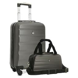 Aerolite Hardshell Airline Approved Carryon and Under Seat H