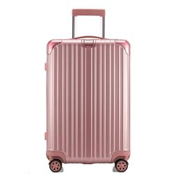 Hardshell Lightweight Luggage TSA Lock Suitcase ABS+PC+Alumi