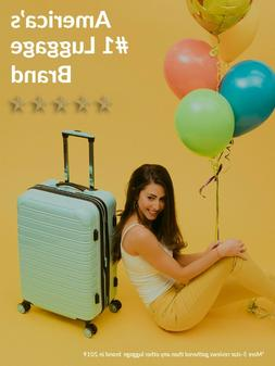 iFLY Ifly Hardside Fibertech Luggage, 2 Piece Set