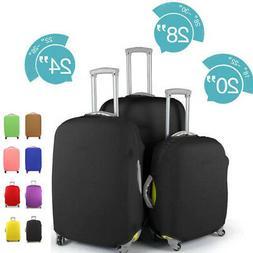 Hot Elastic Luggage Suitcase Dust Cover Protector Anti Scrat