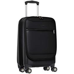 AmazonBasics Hybrid Hard-Softside Expandable Spinner Suitcas