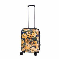 Isaac Mizrahi Inez 22-inch 8-Wheel Hardside Spinner Suitcase