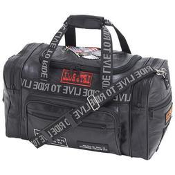 Embassy Italian Stone Design 18 Genuine Leather Tote Bag LUL