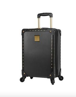 Vince Camuto Jania Hardside Spinner Luggage Suitcase Black