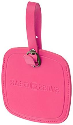 Swiss Gear Jumbo Pink Luggage Tag - Designed Extra-large To
