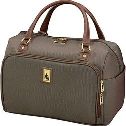 "London Fog Kensington II 17"" Cabin Bag 2 Colors Luggage Tote"