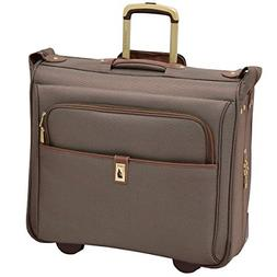 "London Fog Kensington II 44"" Wheeled Garment Bag, Bronze"
