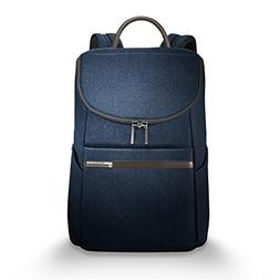Briggs & Riley Kinzie Street, Small Wide Mouth Backpack, Nav