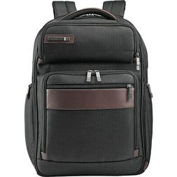 Samsonite Kombi Large Laptop Backpack - Black/Brown Business
