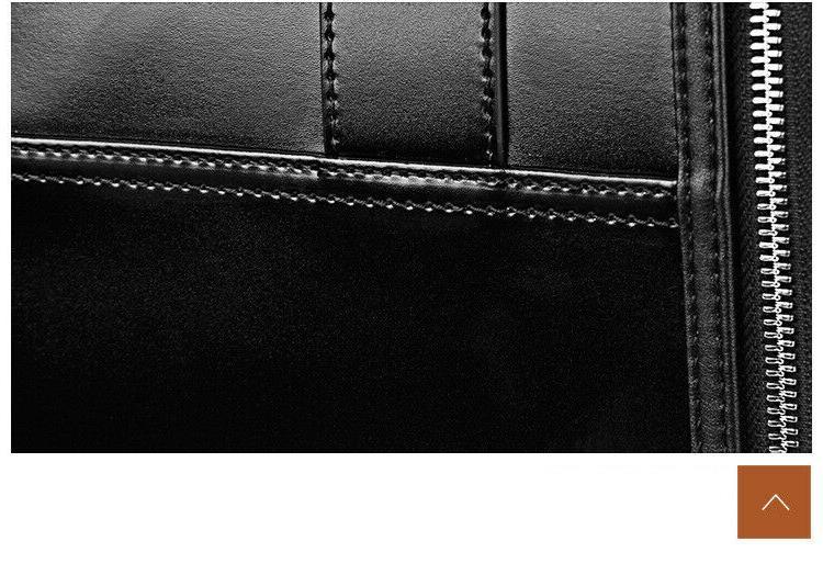 16 Leather Cabin Trolley Elegant