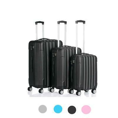 20 24 28 3pcs luggage travel set
