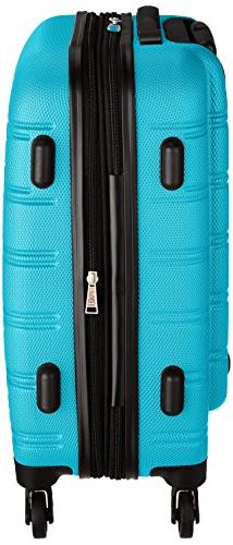 Rockland Luggage 20 Bullet Hardside Spinner Carry-On