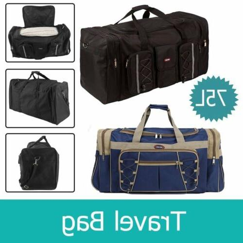 26 heavy duty tote gym sports bag