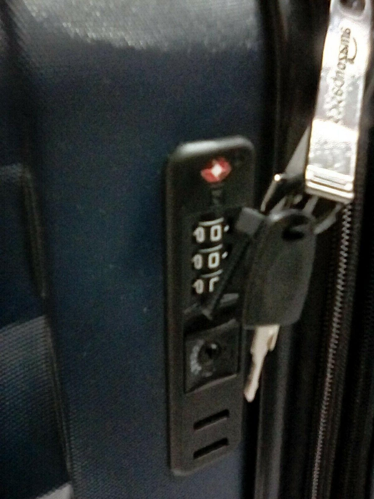 AmazonBasics Spinner Luggage Suitcase,
