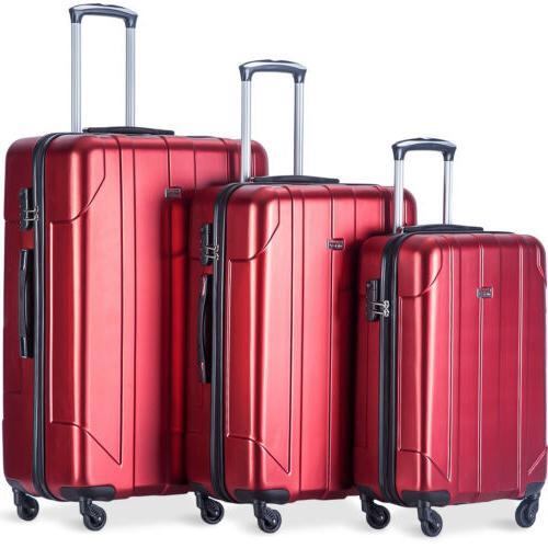 Merax 3 Luggage Set Light Weight