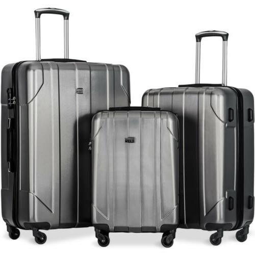 Merax Piece Luggage Weight