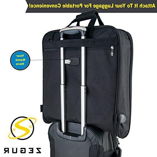 ZEGUR Garment for Travel & Trips Shoulder
