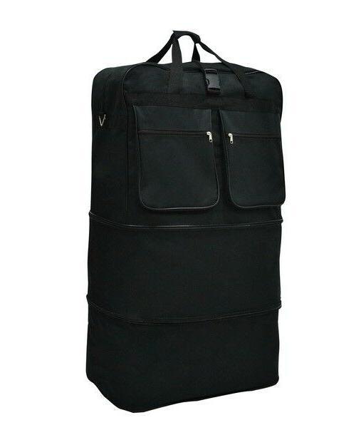 """30"""" / 40"""", Expandable Bag Wheeled Spinner Suitcase Luggage"""