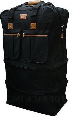 """30"""" Expandable Rolling Duffel Luggage - Duty"""