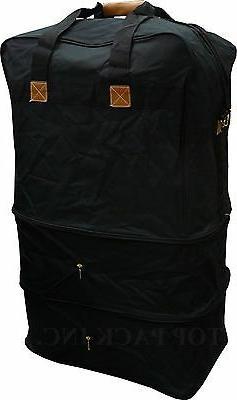 """30"""" Expandable Bag Wheeled Luggage"""