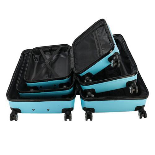 Hardside 3 Spinner Luggage With TSA Lock
