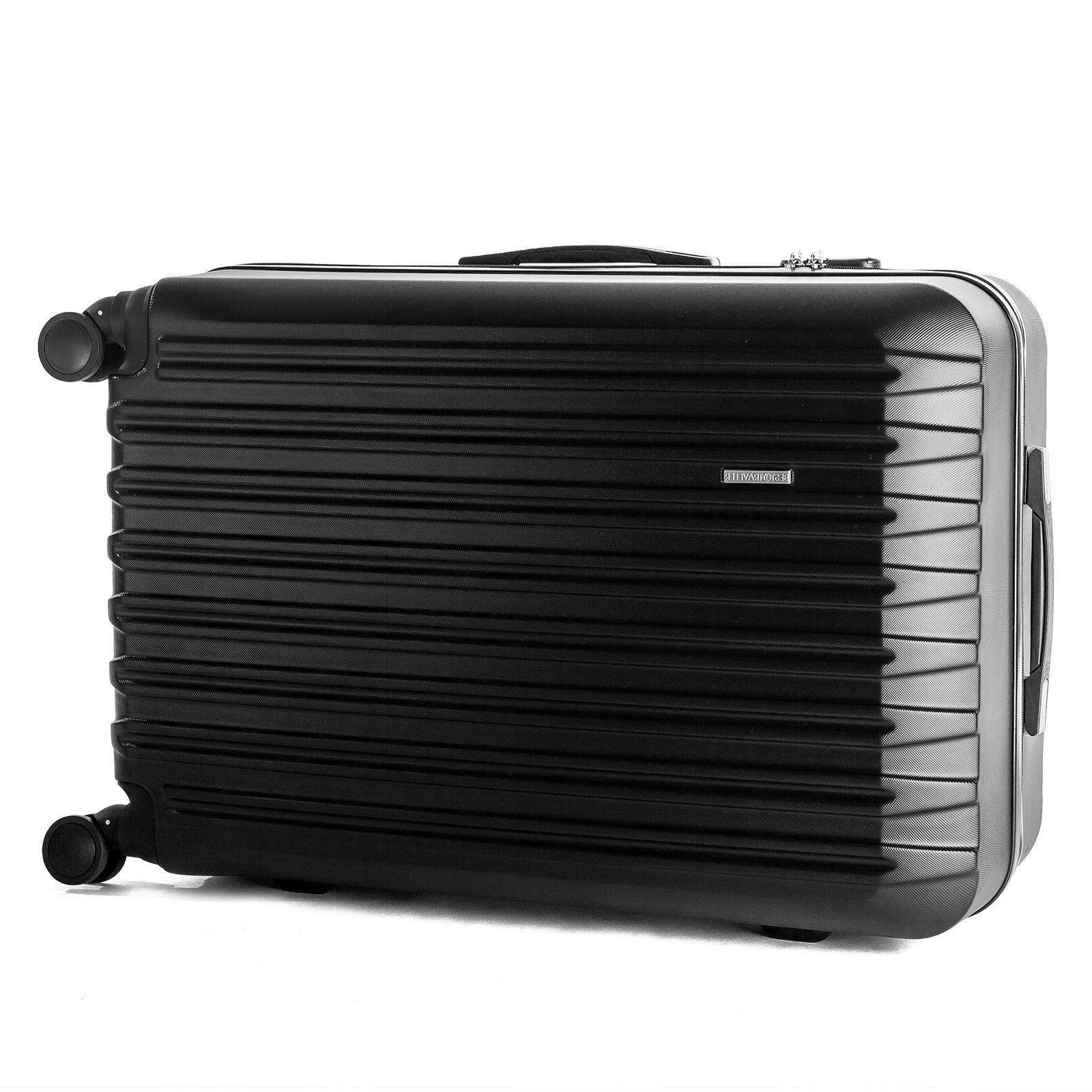 4 Set Hardshell Suitcase