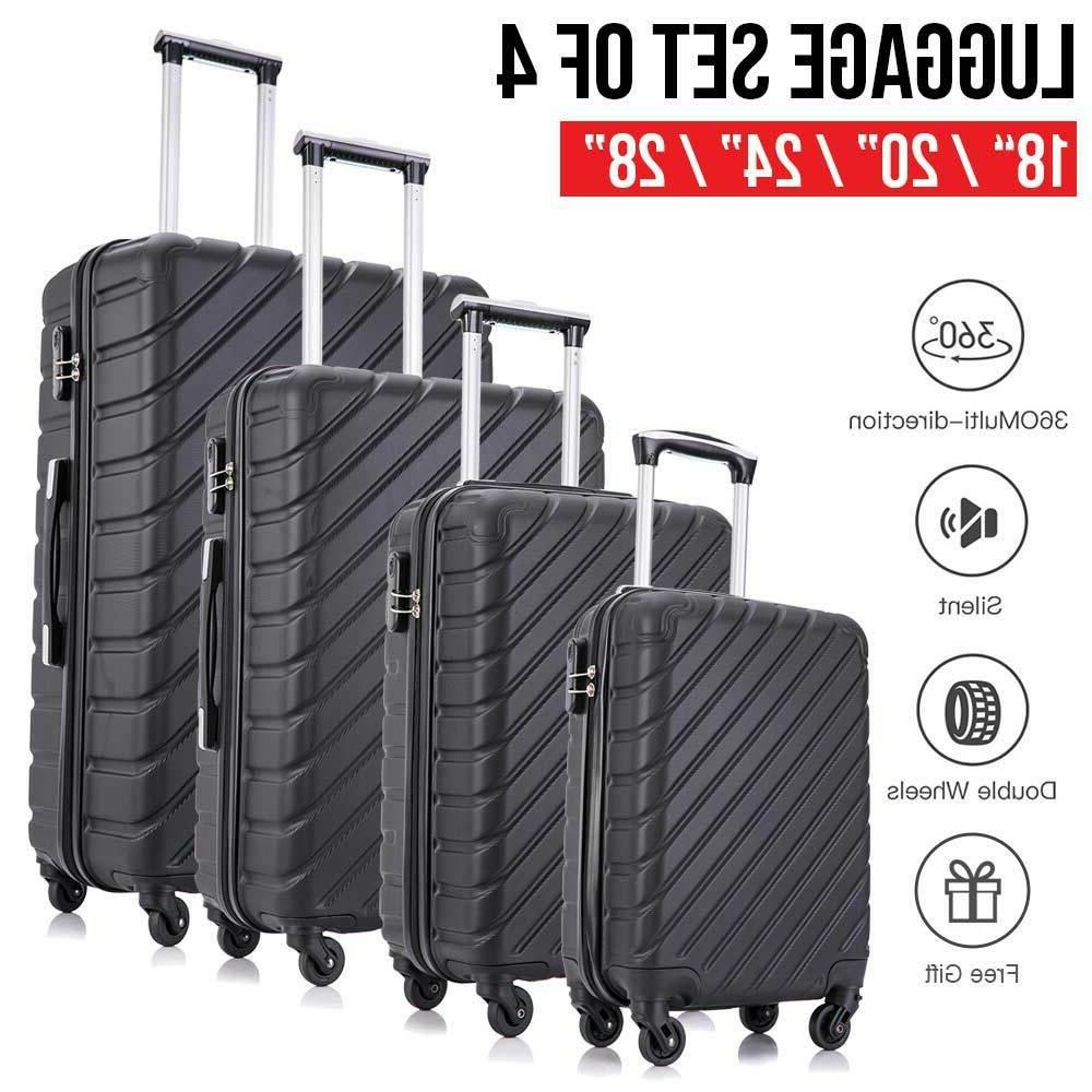3/4 Luggage Hardcase Spinner Carry On
