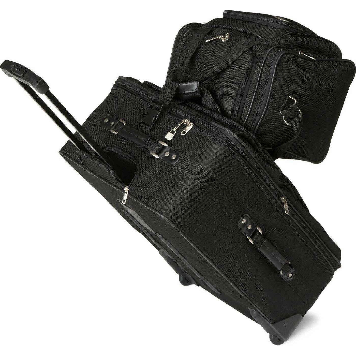 Samsonite Nested Luggage Suitcase Set - &