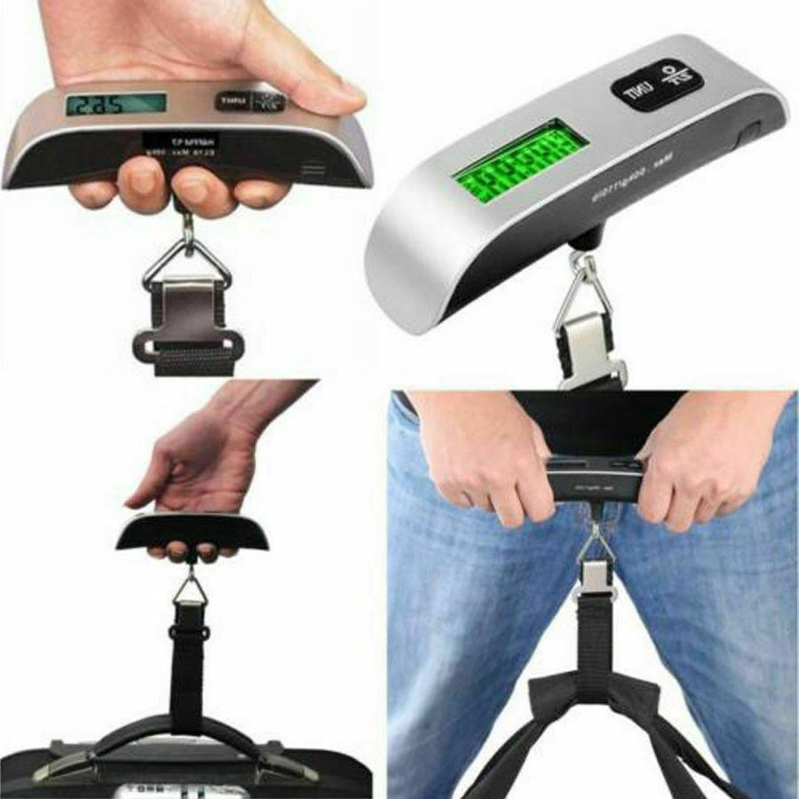 50kg/10g Travel Digital Electronic US