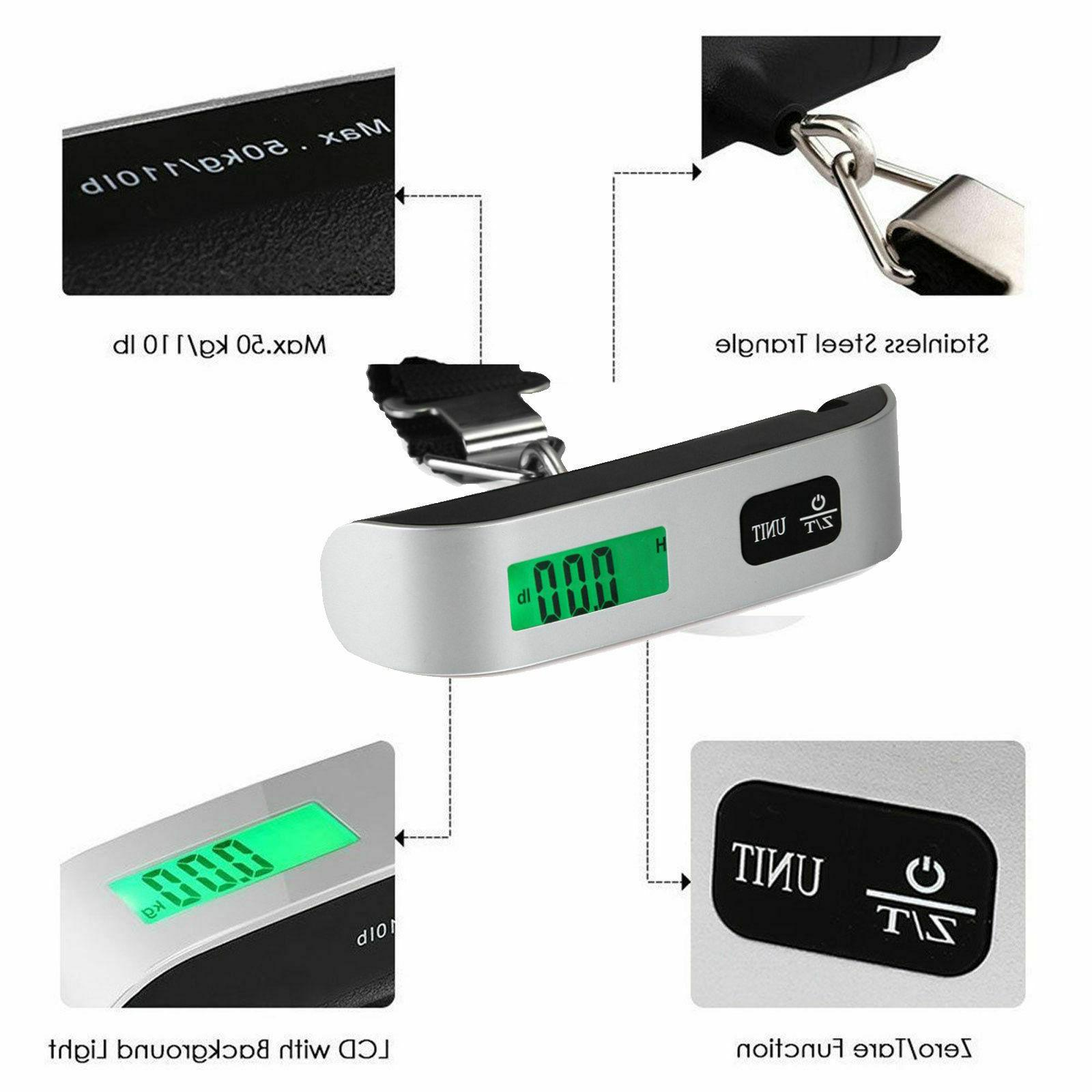 50kg/10g Digital Hanging Scale Electronic