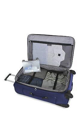 Swissgear Spinner Luggage Set Blue