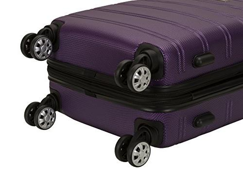 Rockland 28 Expandable Spinner Purple, One