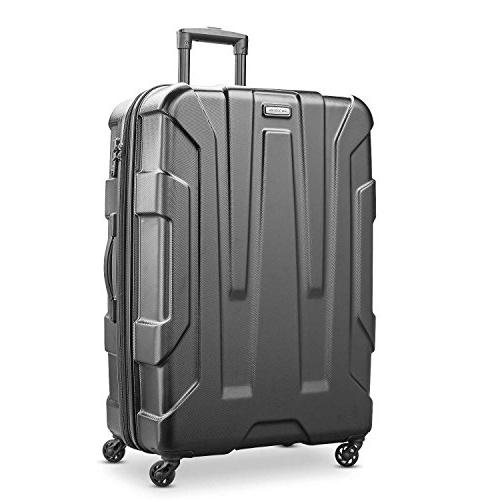 Samsonite Centric Expandable Hardside Checked Luggage with S