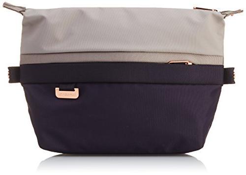 Samsonite - Uplite Toilet Bag,  - Pearl/Blue
