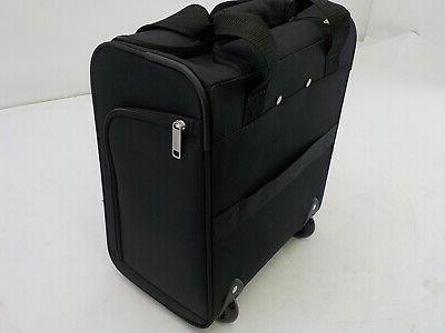 AmazonBasics A161214-11 Underseat Luggage, Black