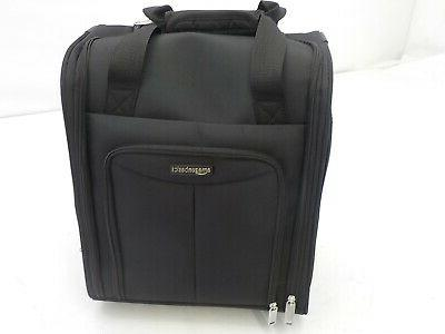 a161214 11 underseat luggage large black