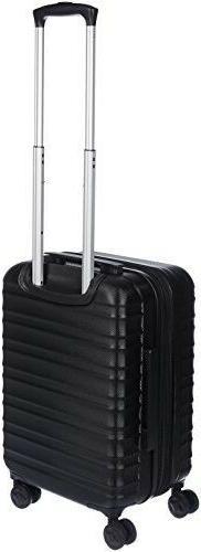 AmazonBasics Hardside Luggage Carry Lightweight