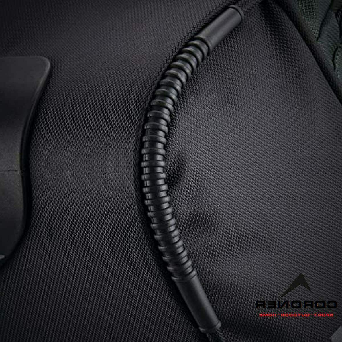 Samsonite Drop Bottom Bag, Green/Black,