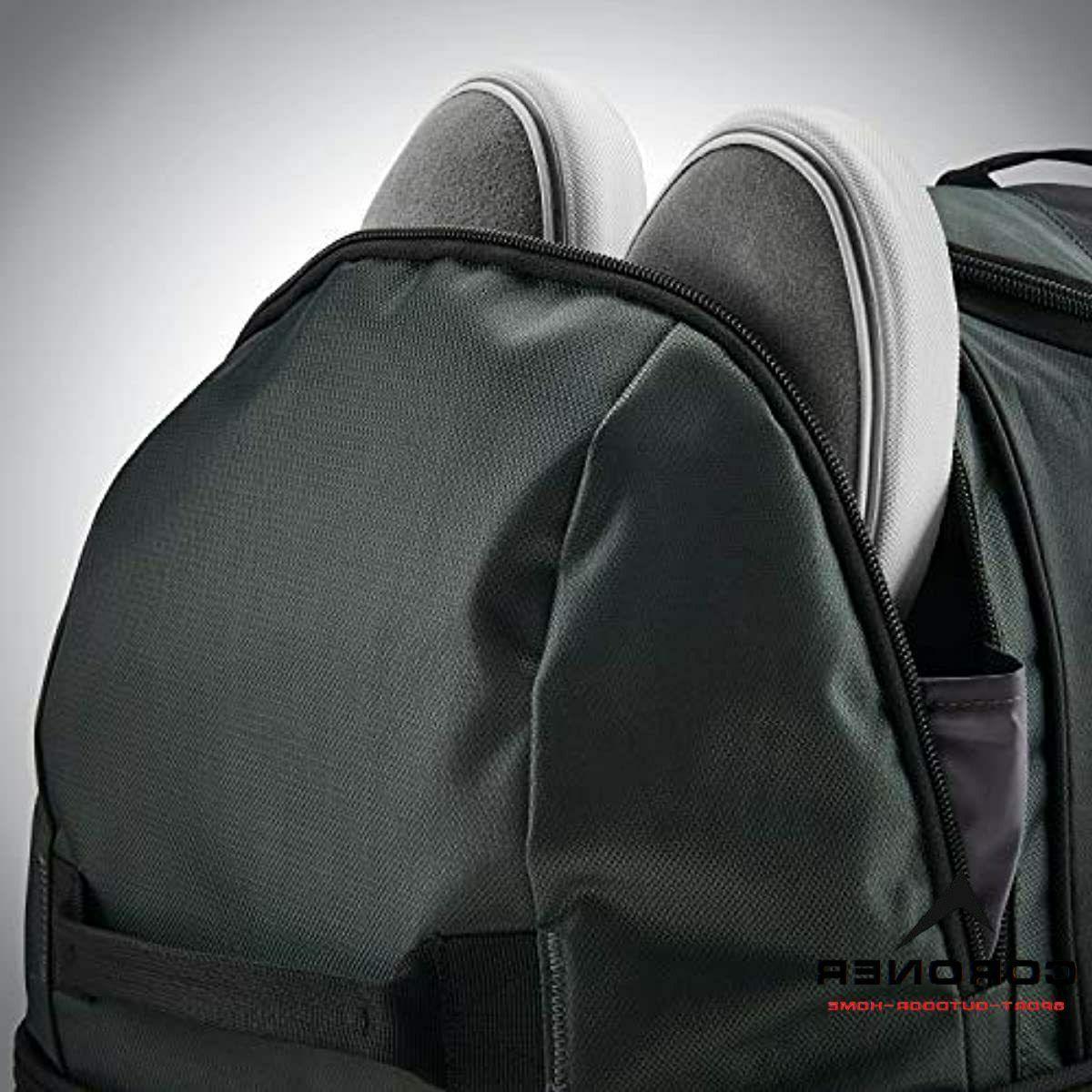 Samsonite 2 Bottom Wheeled Rolling Bag,