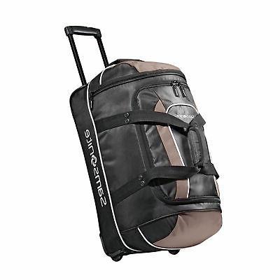 andante wheeled duffle luggage