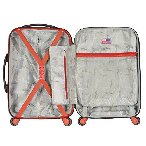 Olympia Ii Carry-on Spinner,